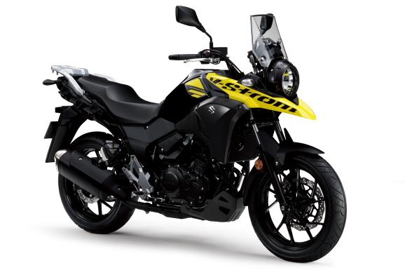 Suzuki Motorrad Sport Enduro Tourer